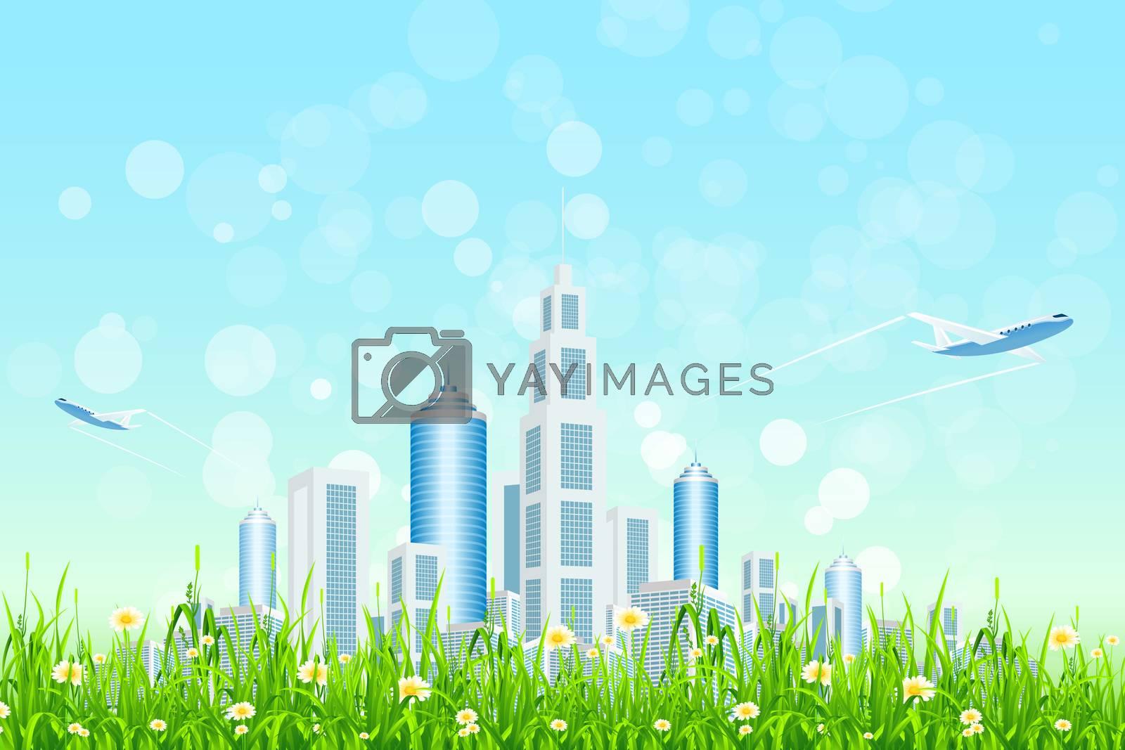 Modern City by WaD