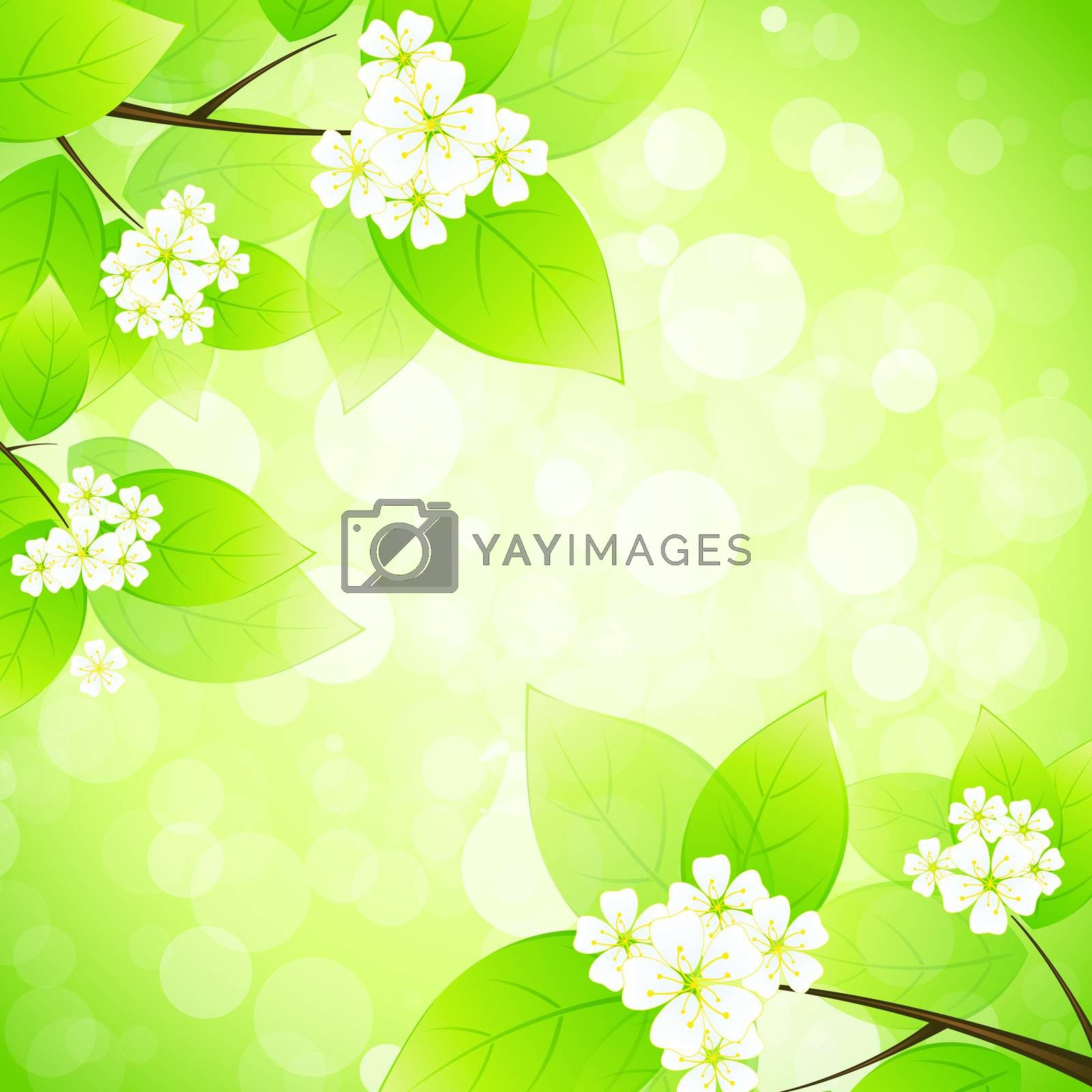 Green Background by WaD