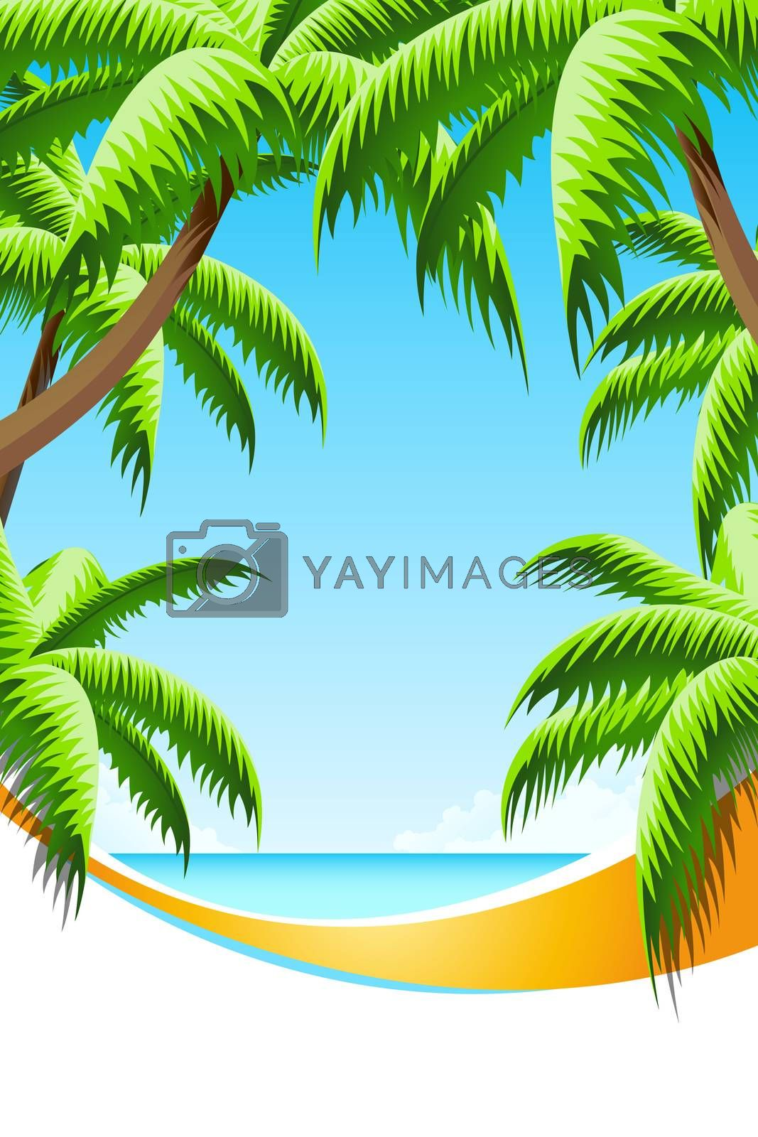 Background Summer Vacation by WaD