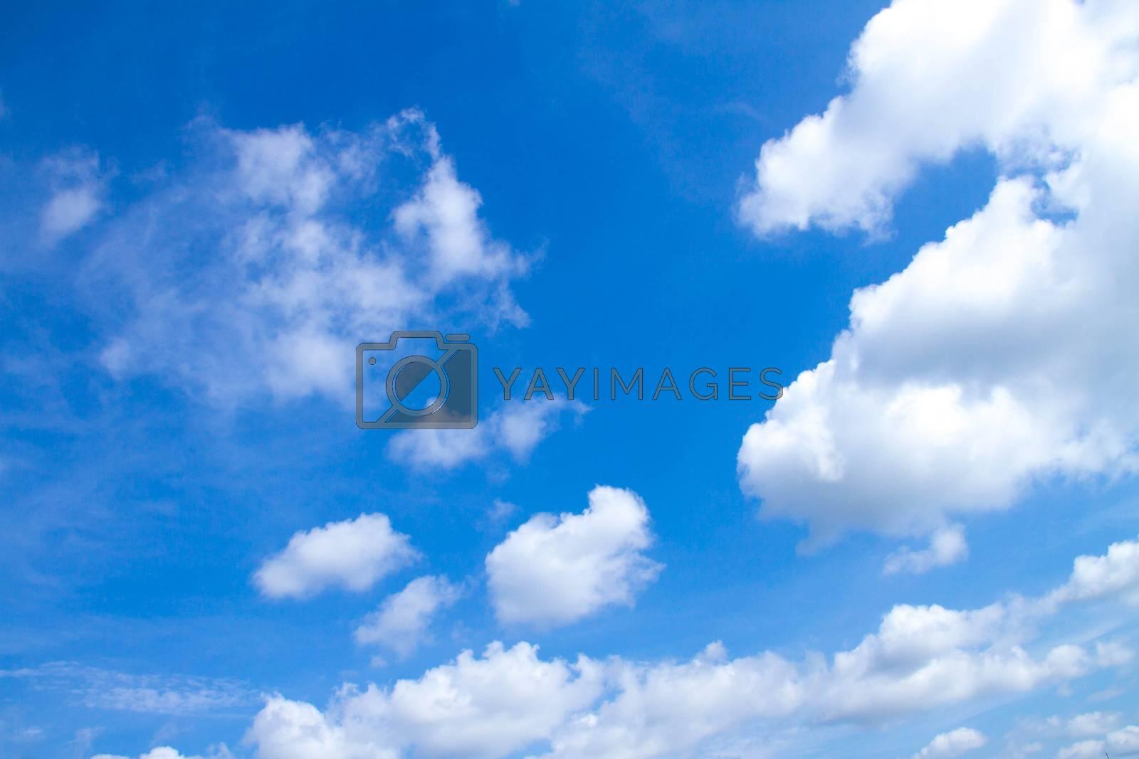 blue sky by jee1999