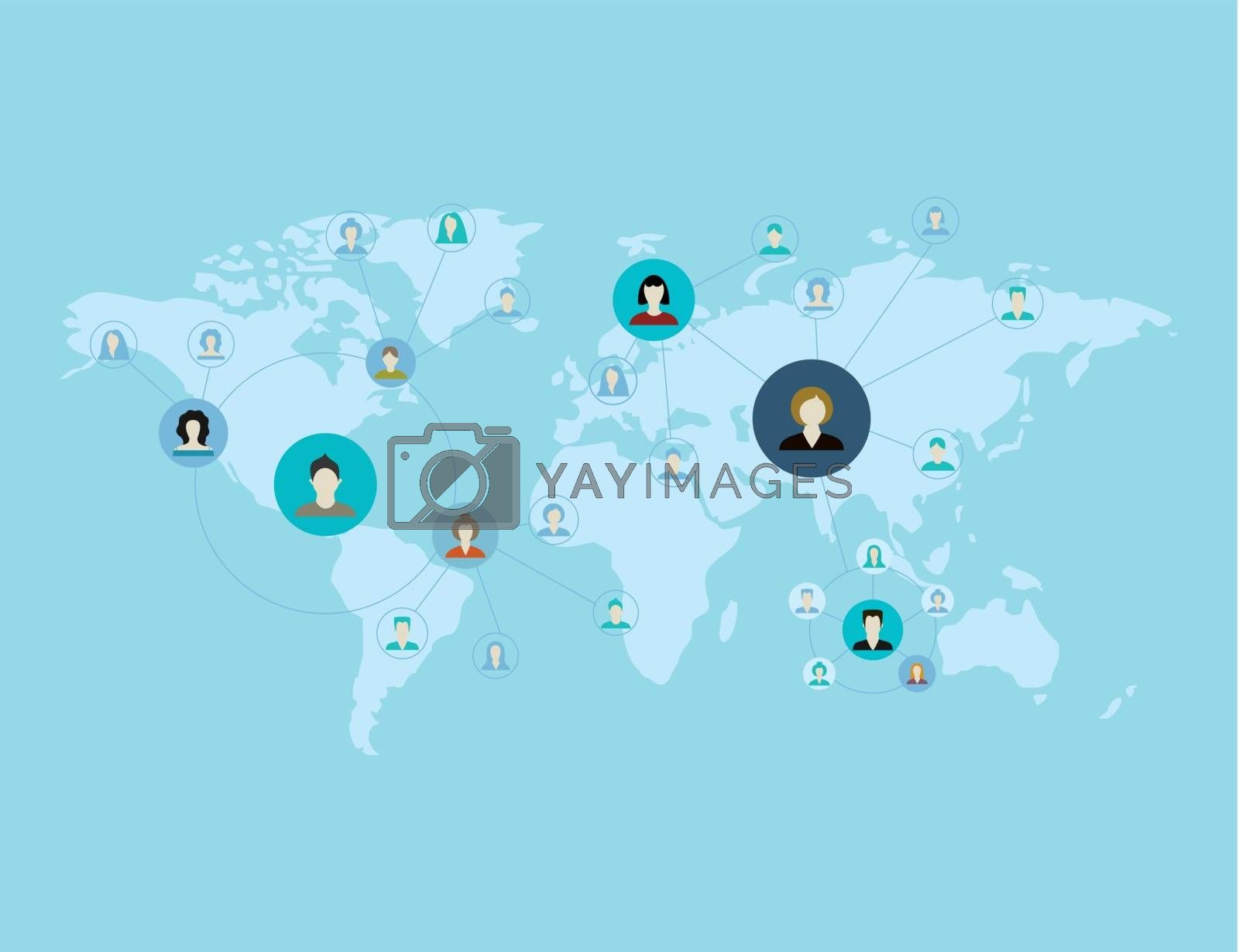 global talks of people on planet earth