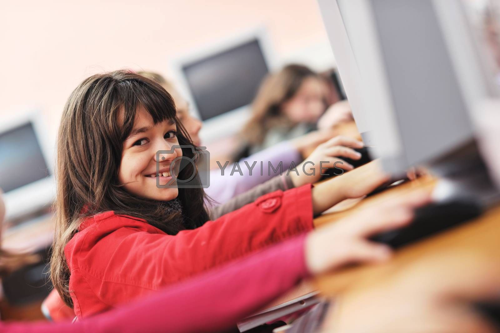 it education with children in school by .shock