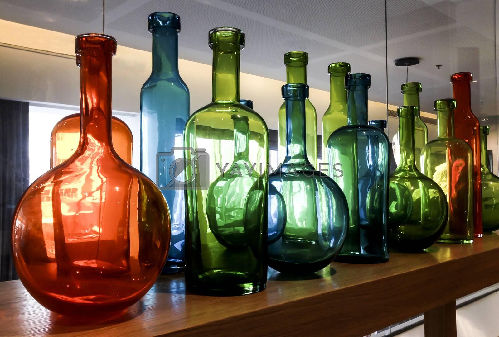 Glass art by HD_premium_shots
