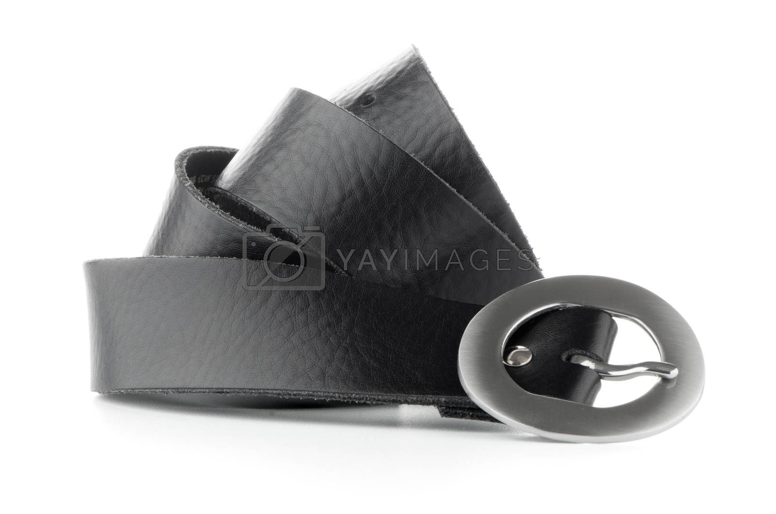 Royalty free image of Leather belt by homydesign