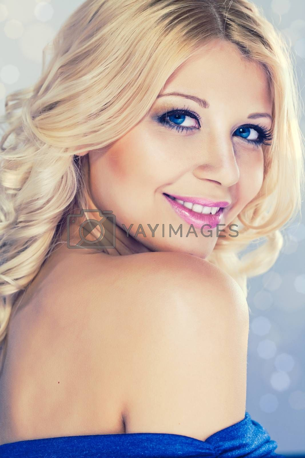 Royalty free image of Beauty by alenkasm
