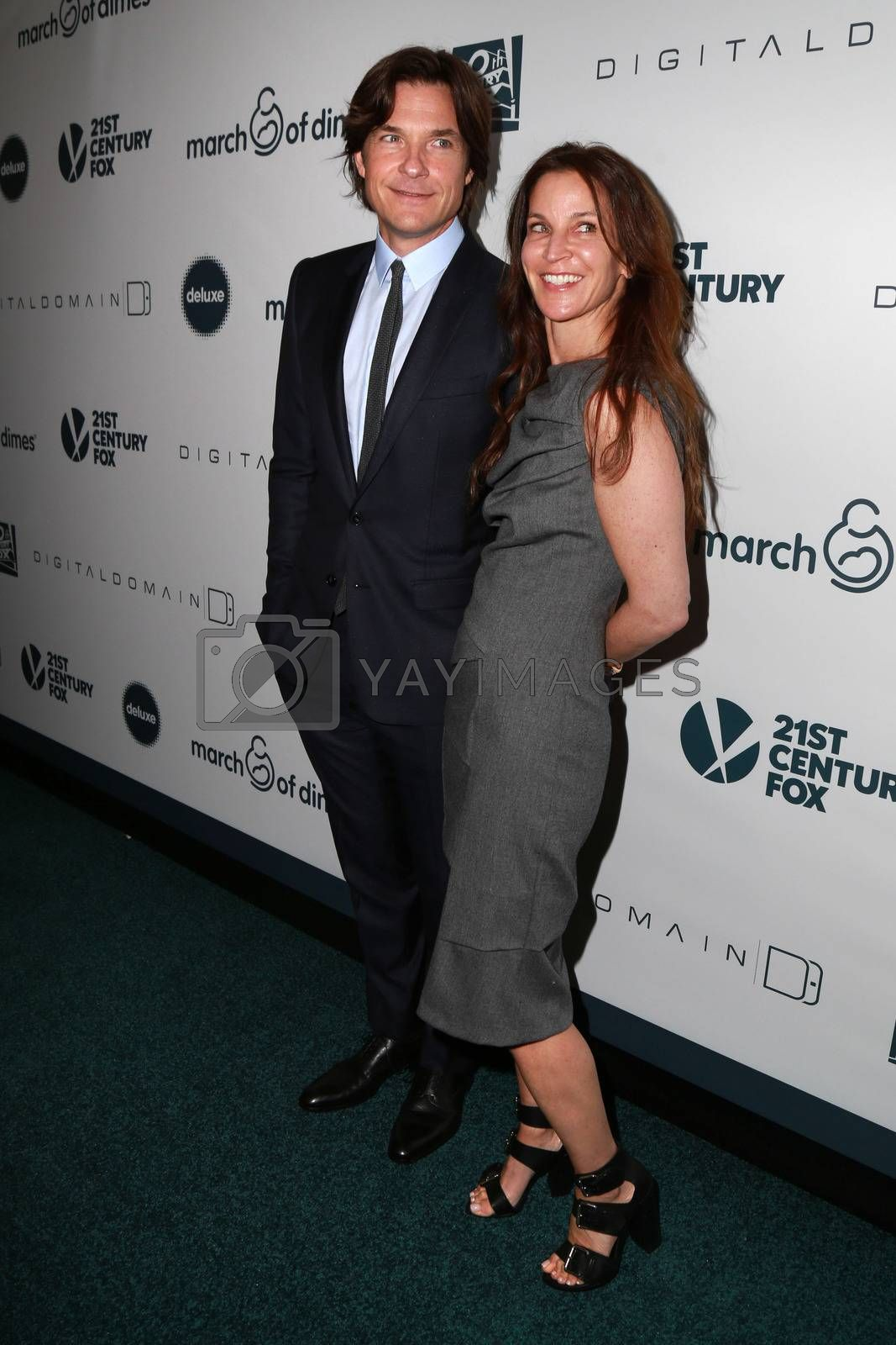 Jason Bateman, Amanda Anka at the March Of Dimes` Celebration Of Babies, Regent Beverly Wilshire, Beverly Hills, CA 12-05-14 David Edwards/DailyCeleb.com 818-249-4998
