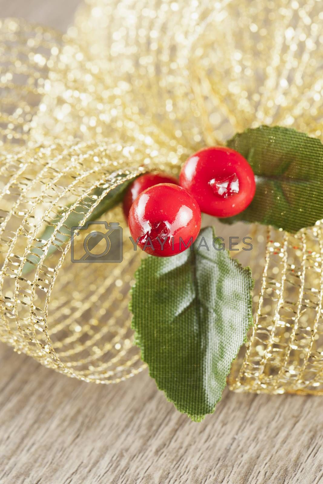 Royalty free image of Christmas decoration by Koufax73