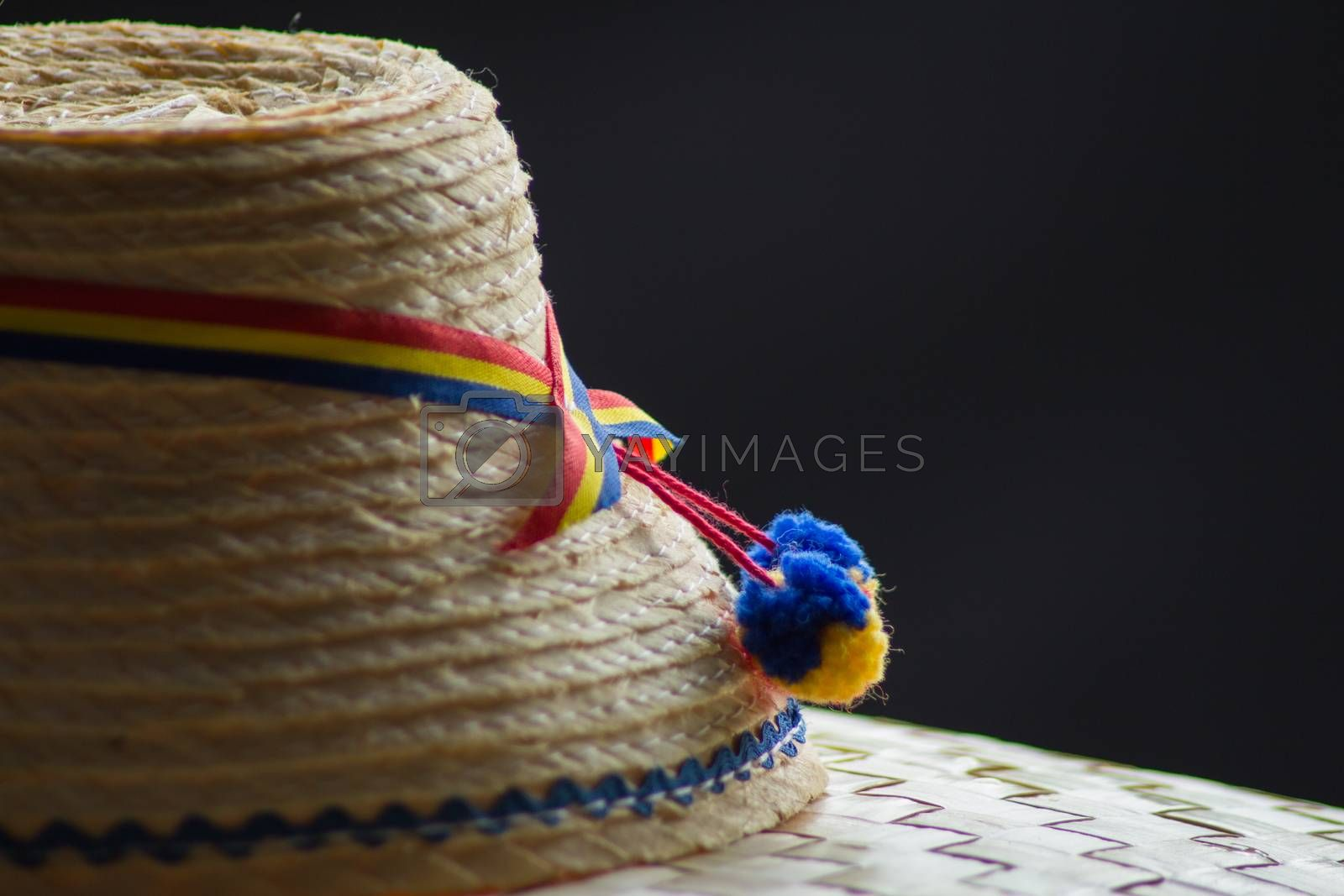 The Maramures traditional hat