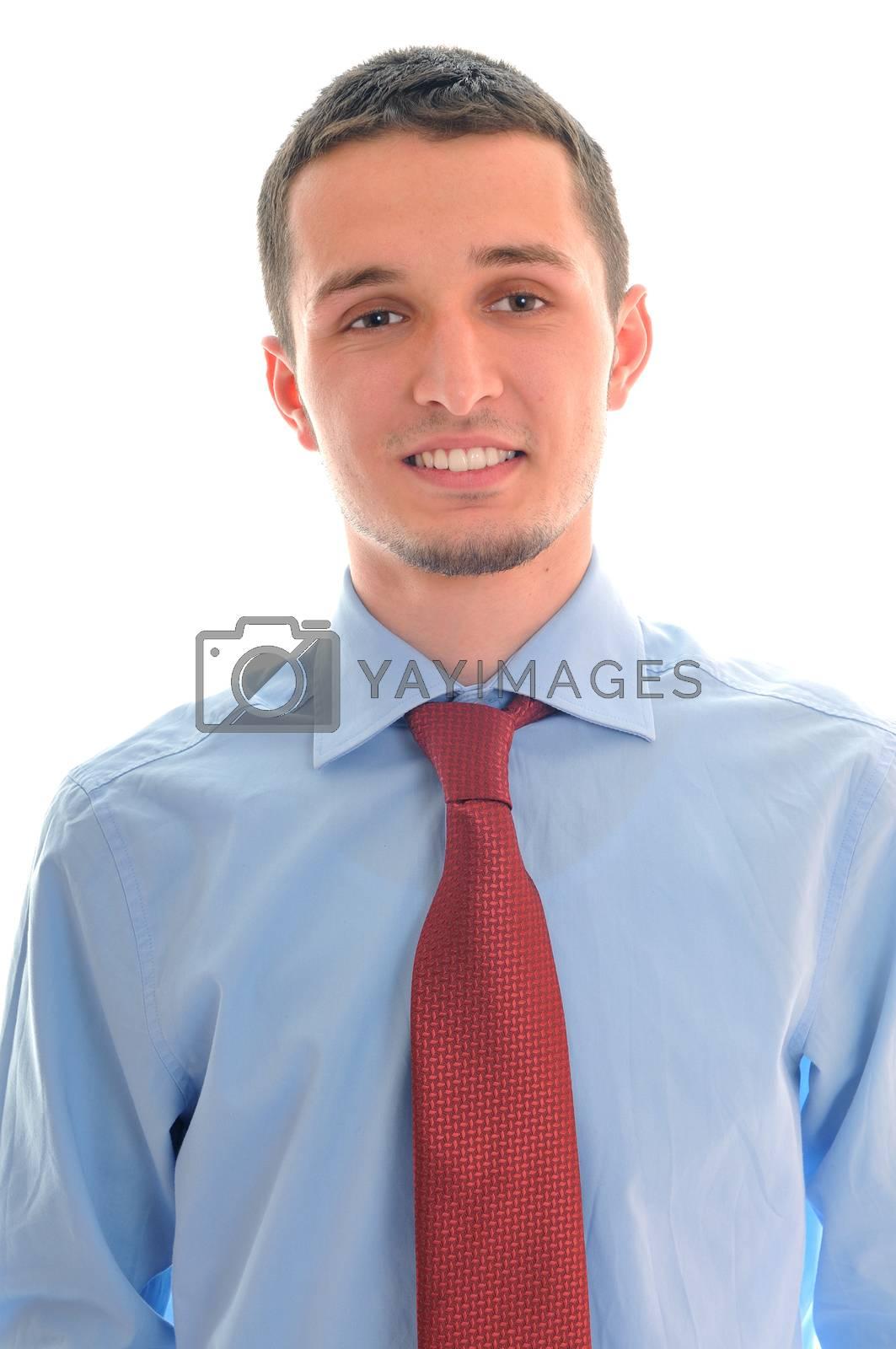 business man suit corporation fashion