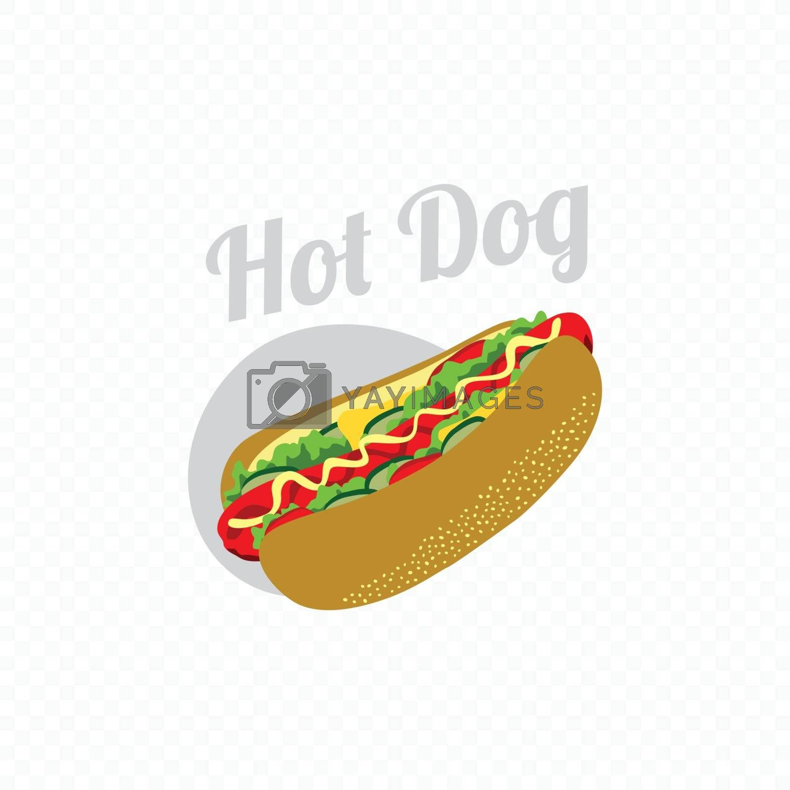 food and drink theme vector design art graphic illustration