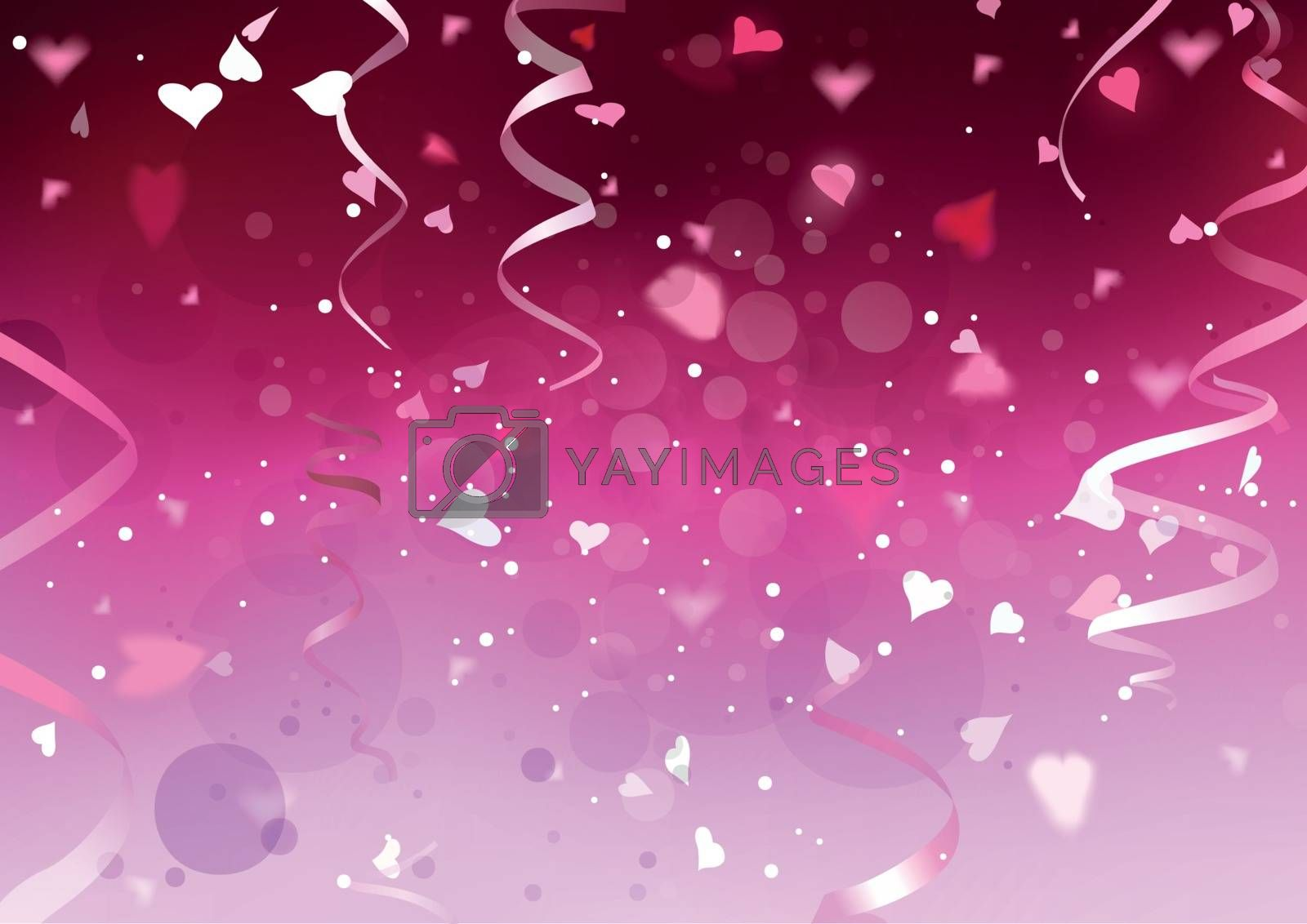 Celebration Background - Holiday Background Illustration, Vector