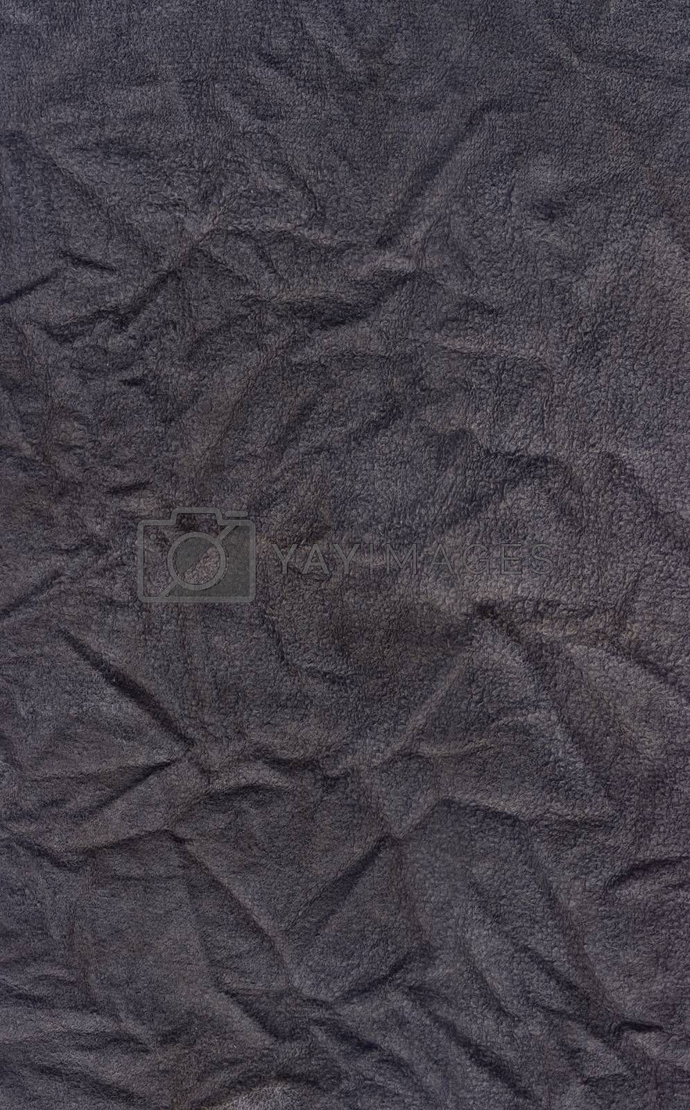Creased Dirty Fabric Texture
