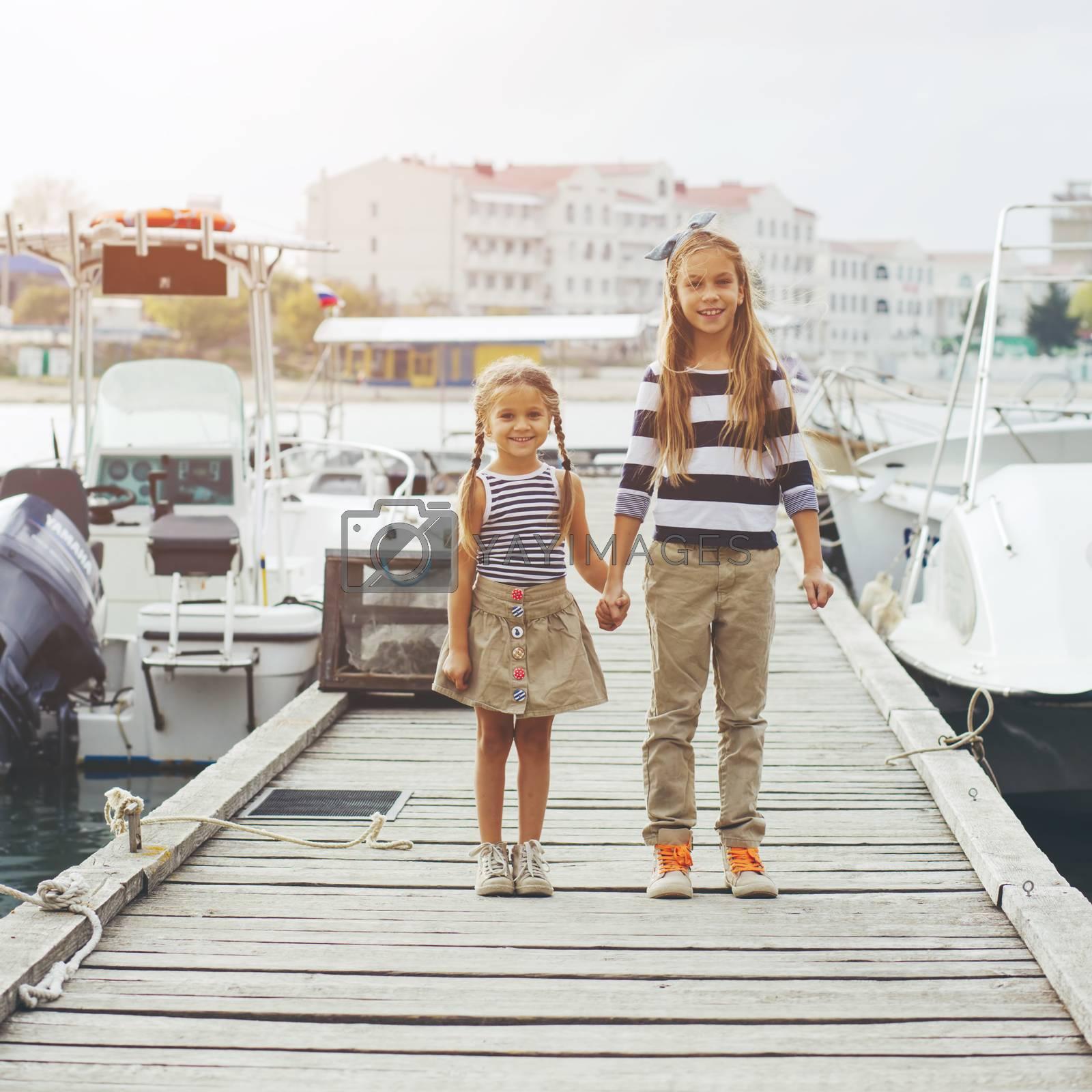 Fashion kids by alenkasm