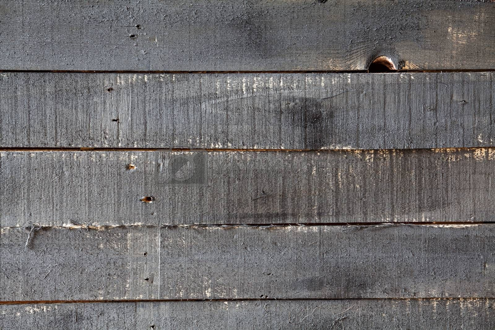 Close up photograph of a wood backdrop