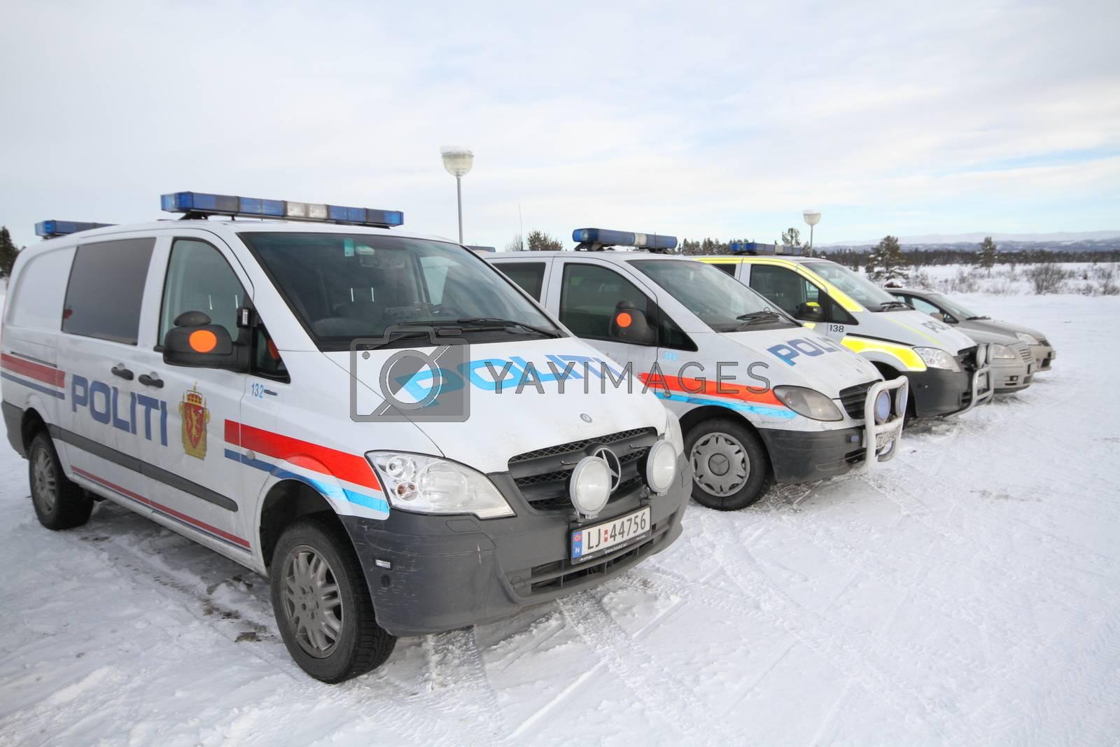 Politi by camilla.svendsen@nettavisen.no