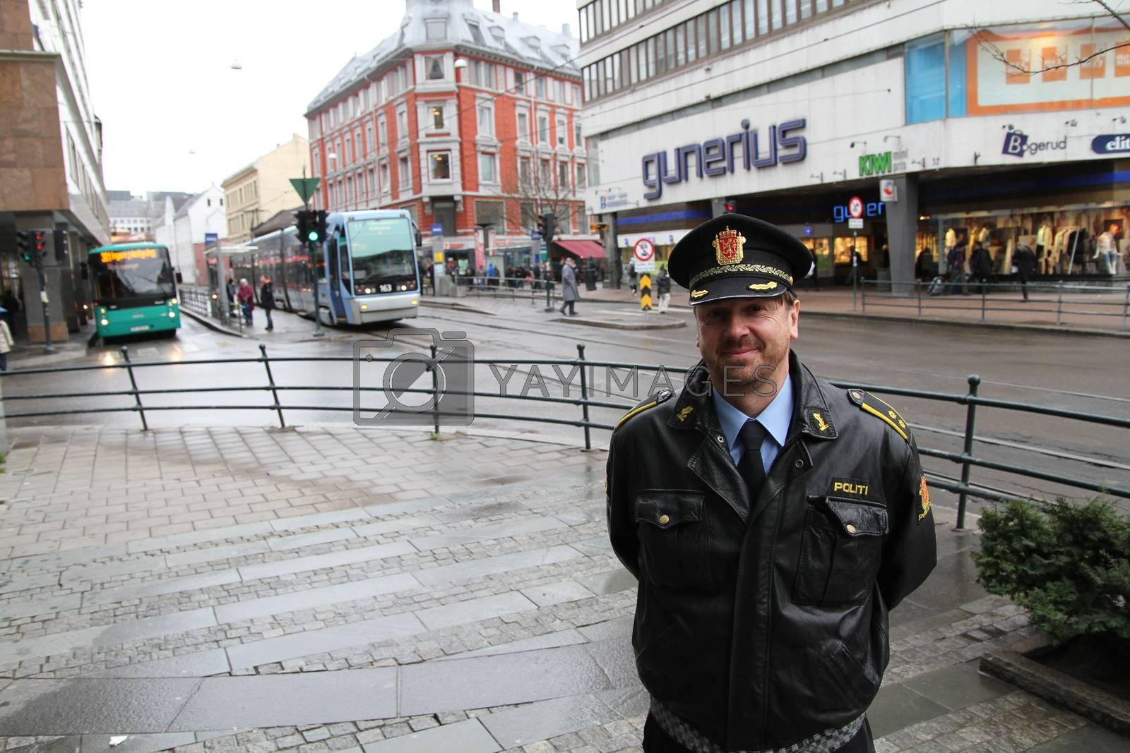 Roar Kvassheim, leder av Lommetyveri i Oslo politidistrikt by camilla.svendsen@nettavisen.no