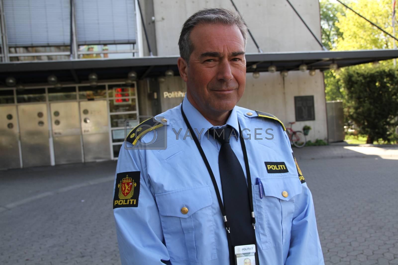 Leder for etterforskning på Grønland politistasjon, Arne Kristian Solbakken by camilla.svendsen@nettavisen.no