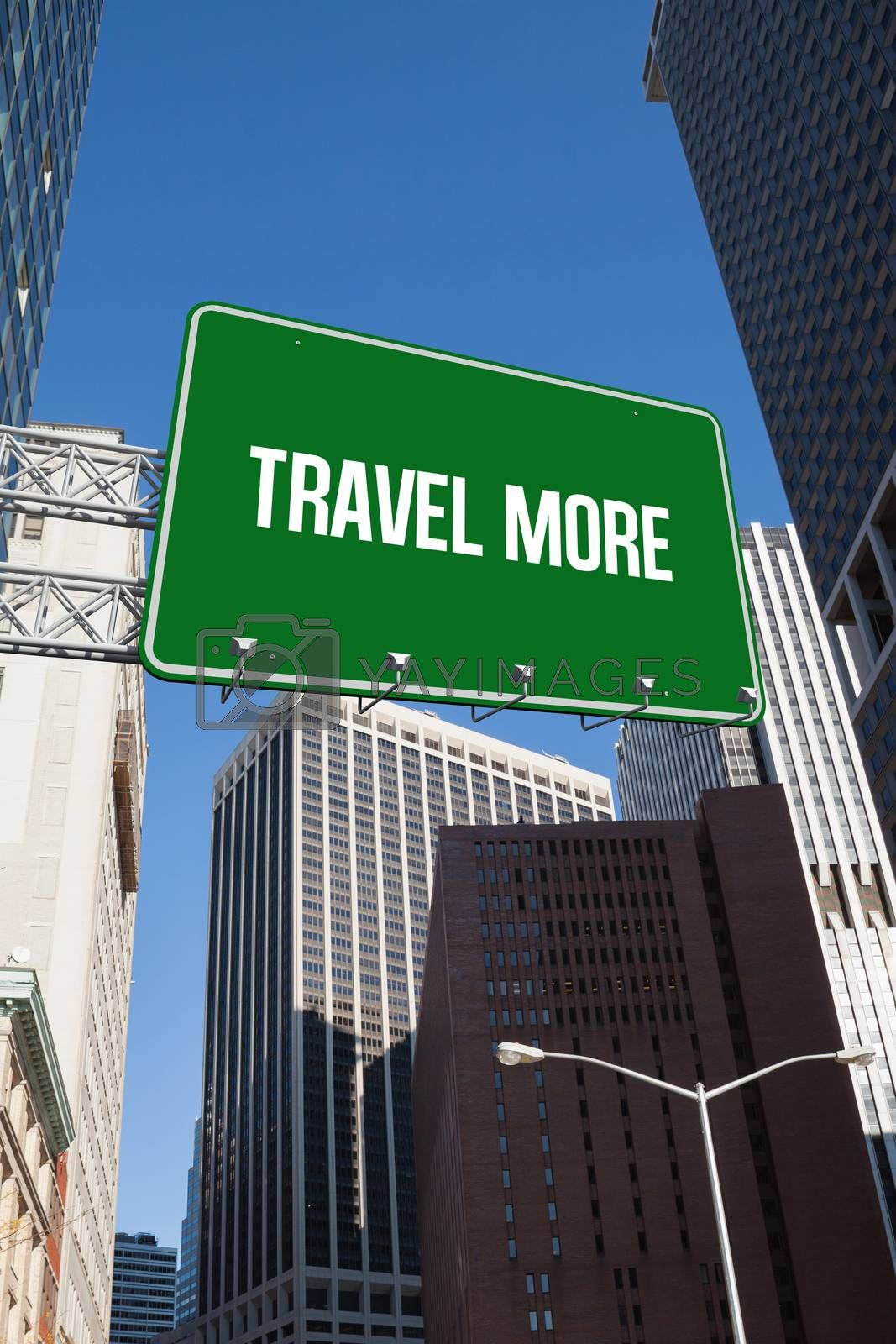 Travel more against new york by Wavebreakmedia