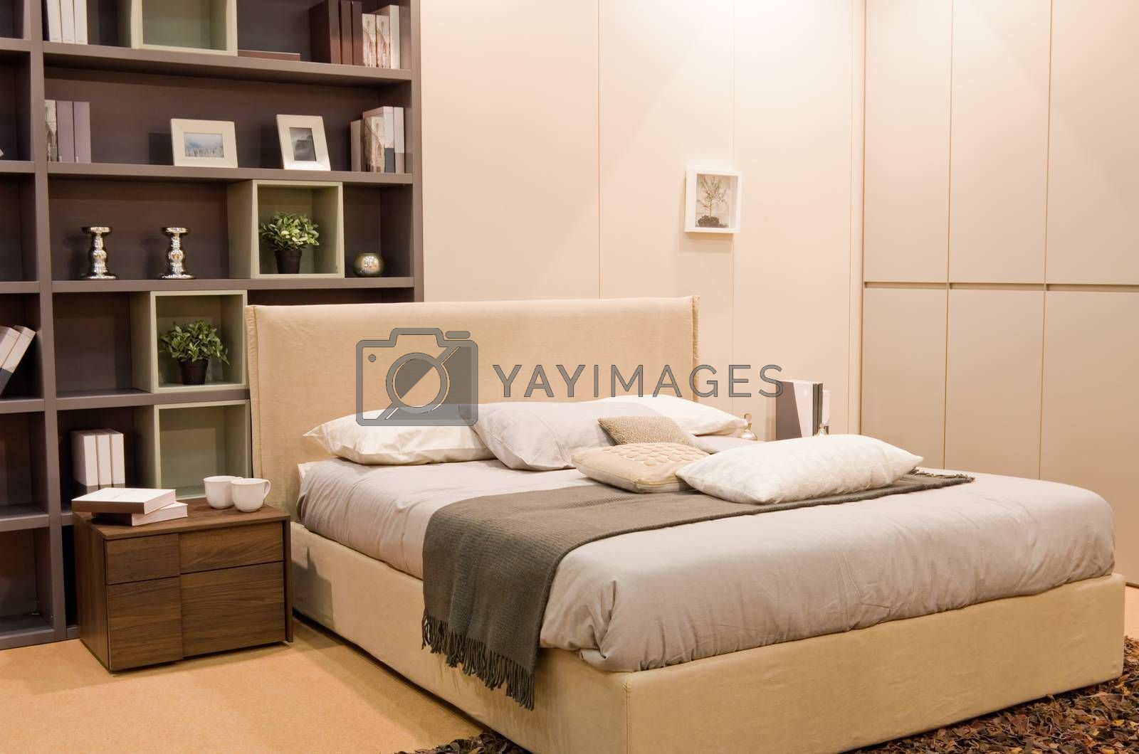 Beautiful Bedroom in New Luxury Home