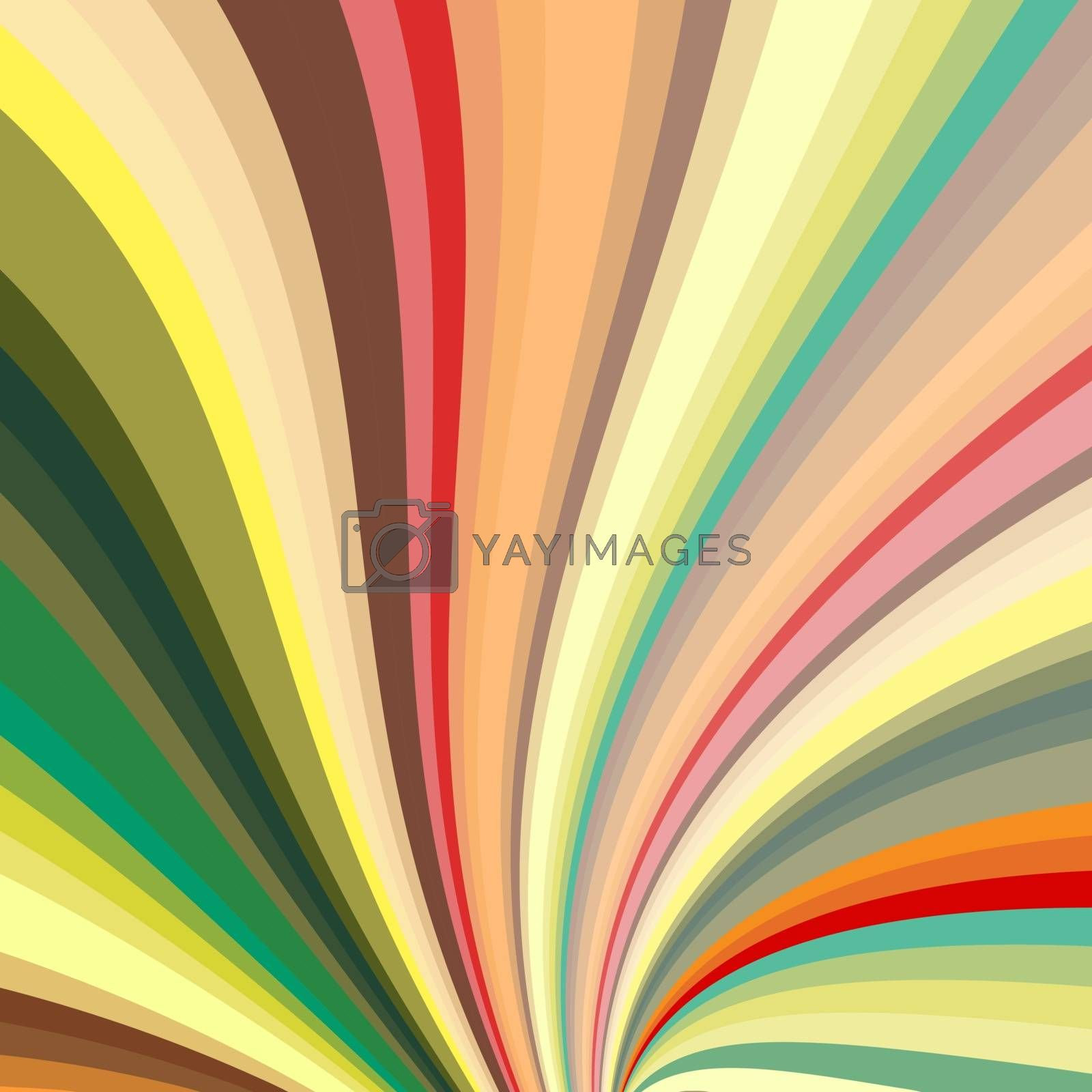 Abstract colorful background. Vector illustration. Can be used for wallpaper, web page background, web banners.