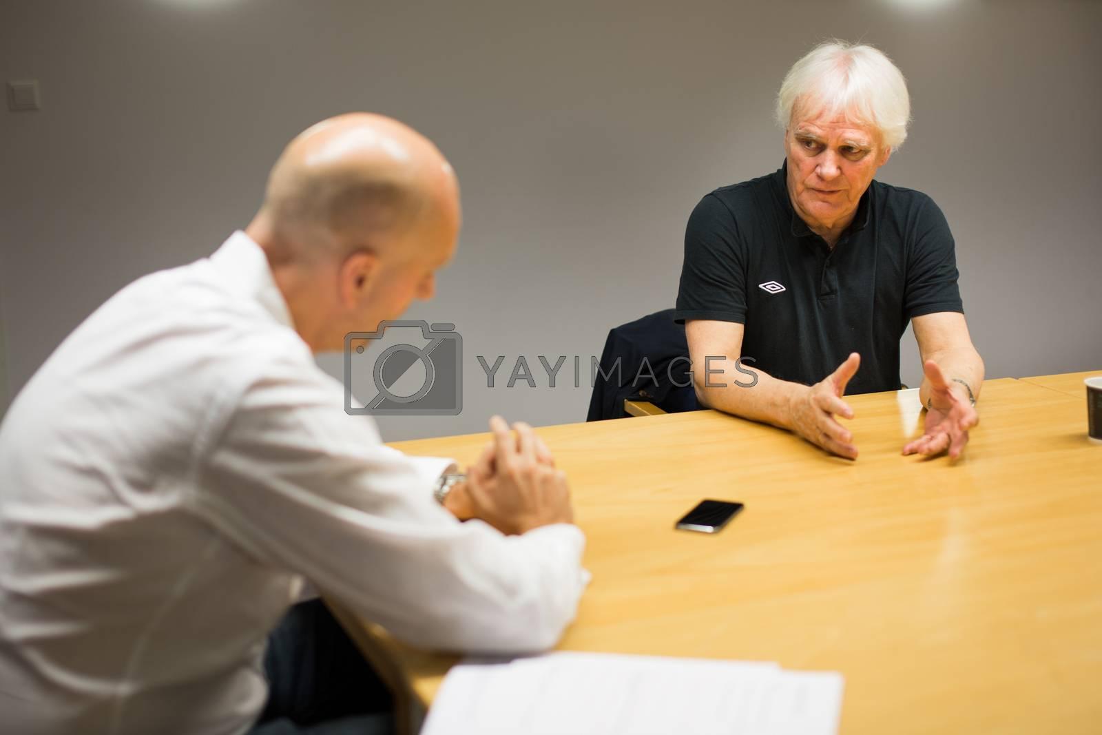 Nettavisen møter Bækkelaget-leder og Norway Cup-general Frode Kyvåg til Det store intervjuet (DSI). I 2015 går han av som Bækkelaget-leder.