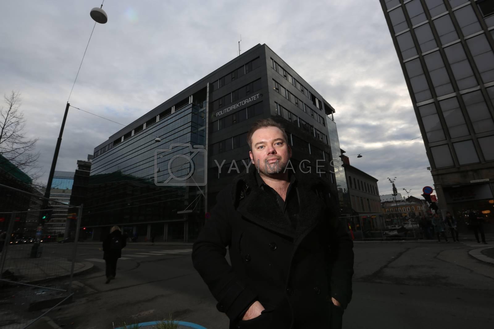 Leder i LLH (Landsforeningen for lesbiske, homofile, bifile og transpersoner), Bård Nylund