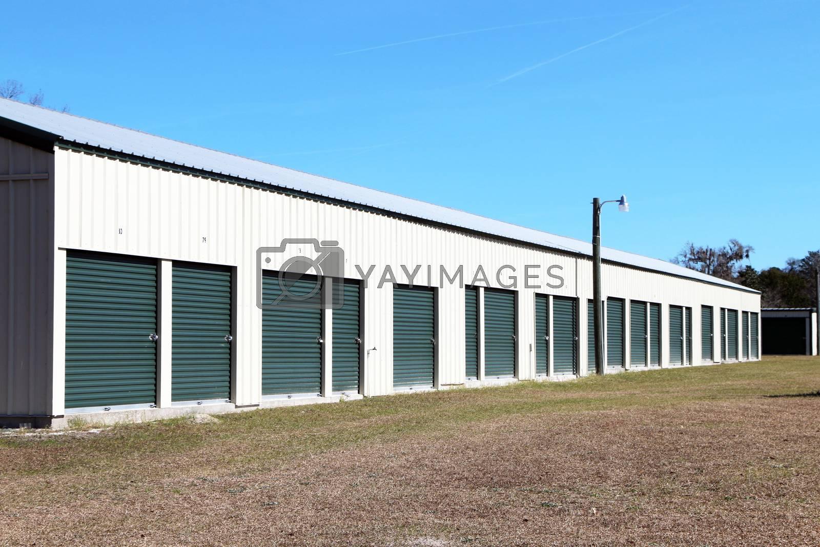 Self storage facility by jimmartin