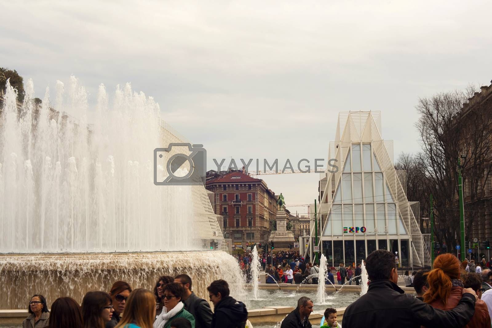 Milan Expo by bepsimage