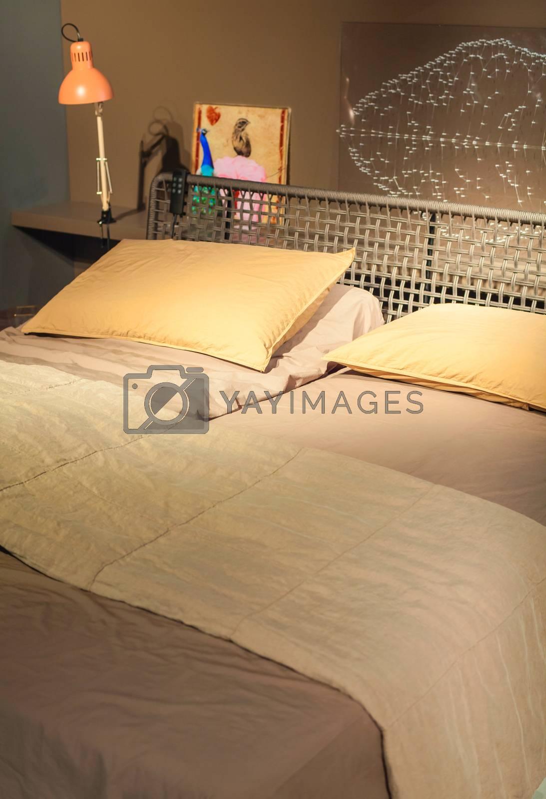 Bedroom by bepsimage