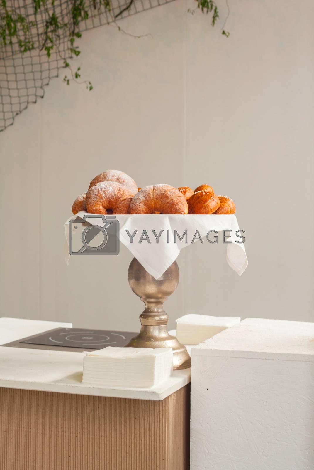 Italian croissants by bepsimage