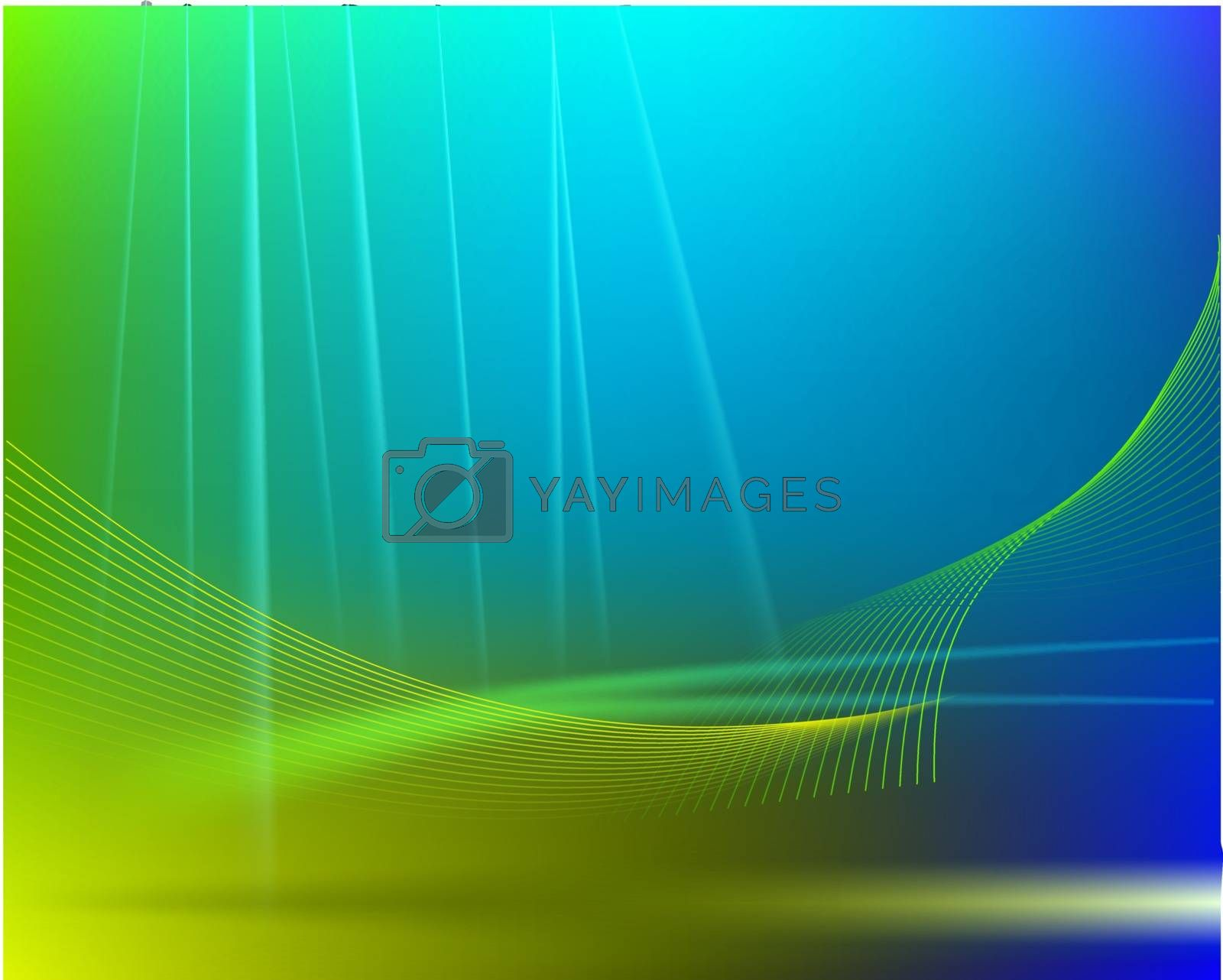 GreeGreen abstract cloth texture background vector