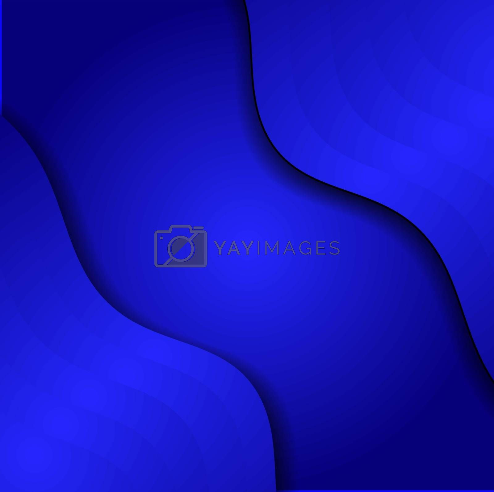 Blue cloth texture backgrounden cloth texture background