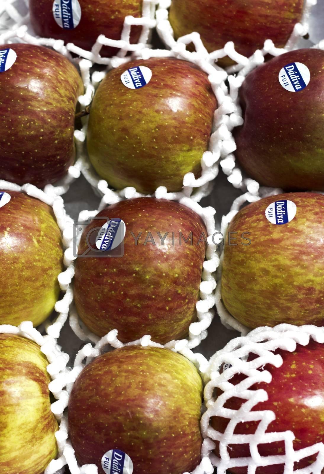 Apple at the Sao Paulo Market