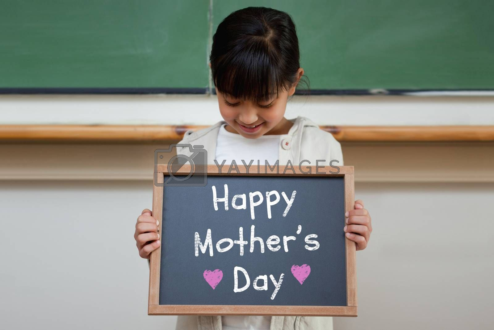 Composite image of mothers day greeting by Wavebreakmedia