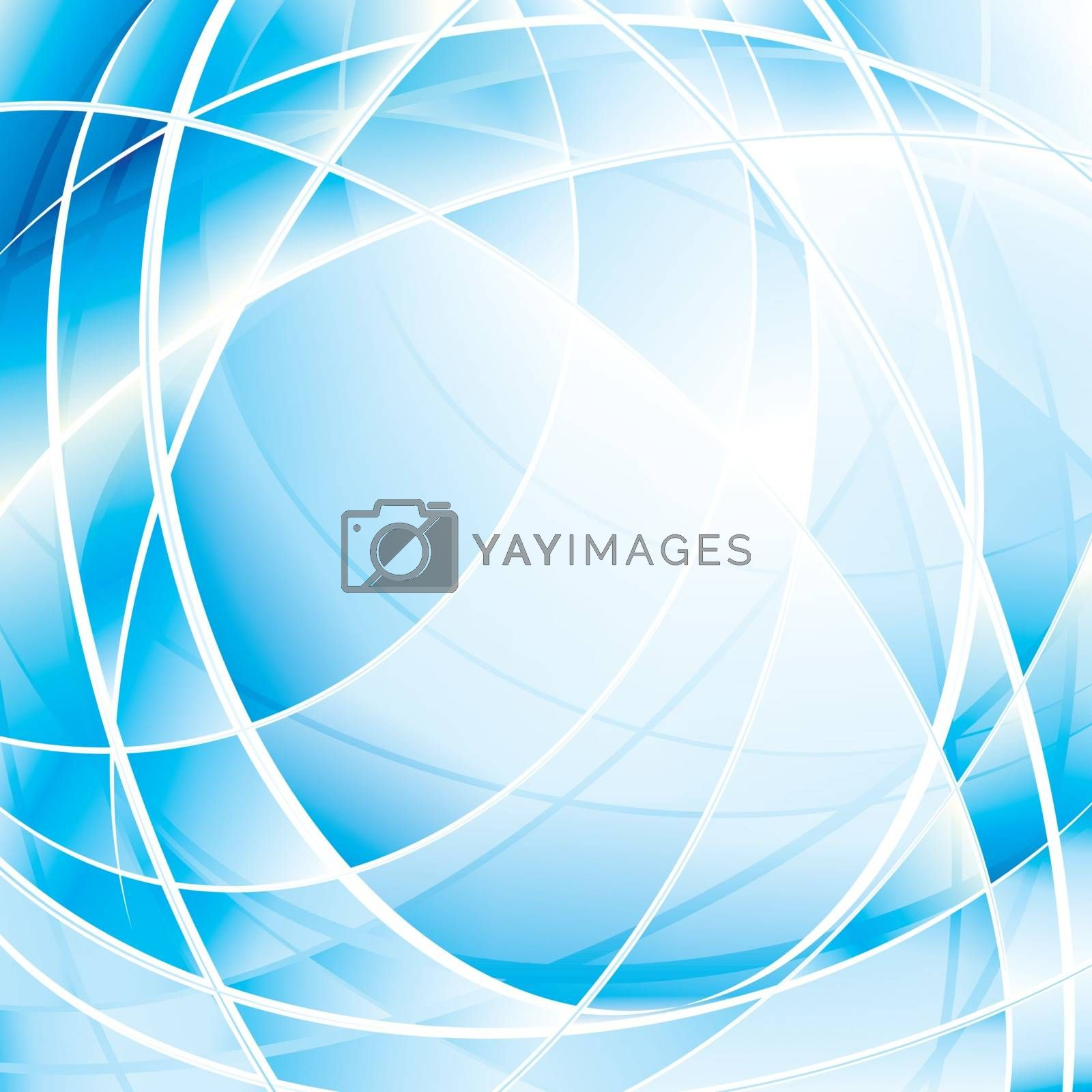 Royalty free image of Abstract Blue by yewkeo