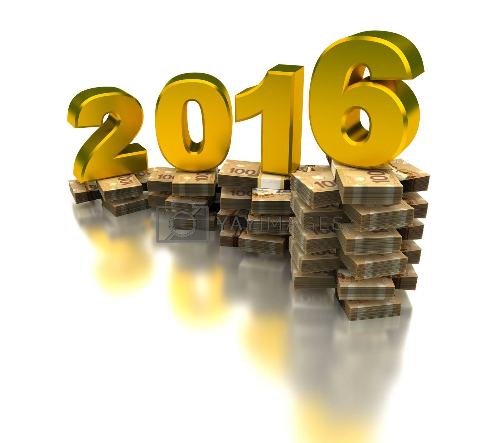 Growing Canadian Economy 2016