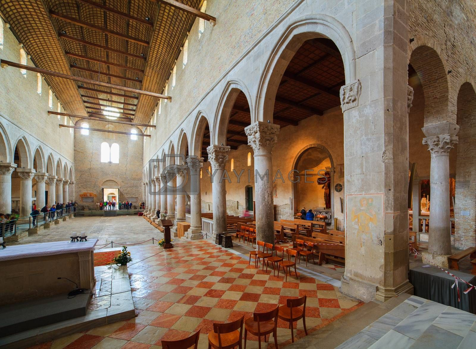 Basilica di Santa Maria Assunta, Aquileia by bepsimage