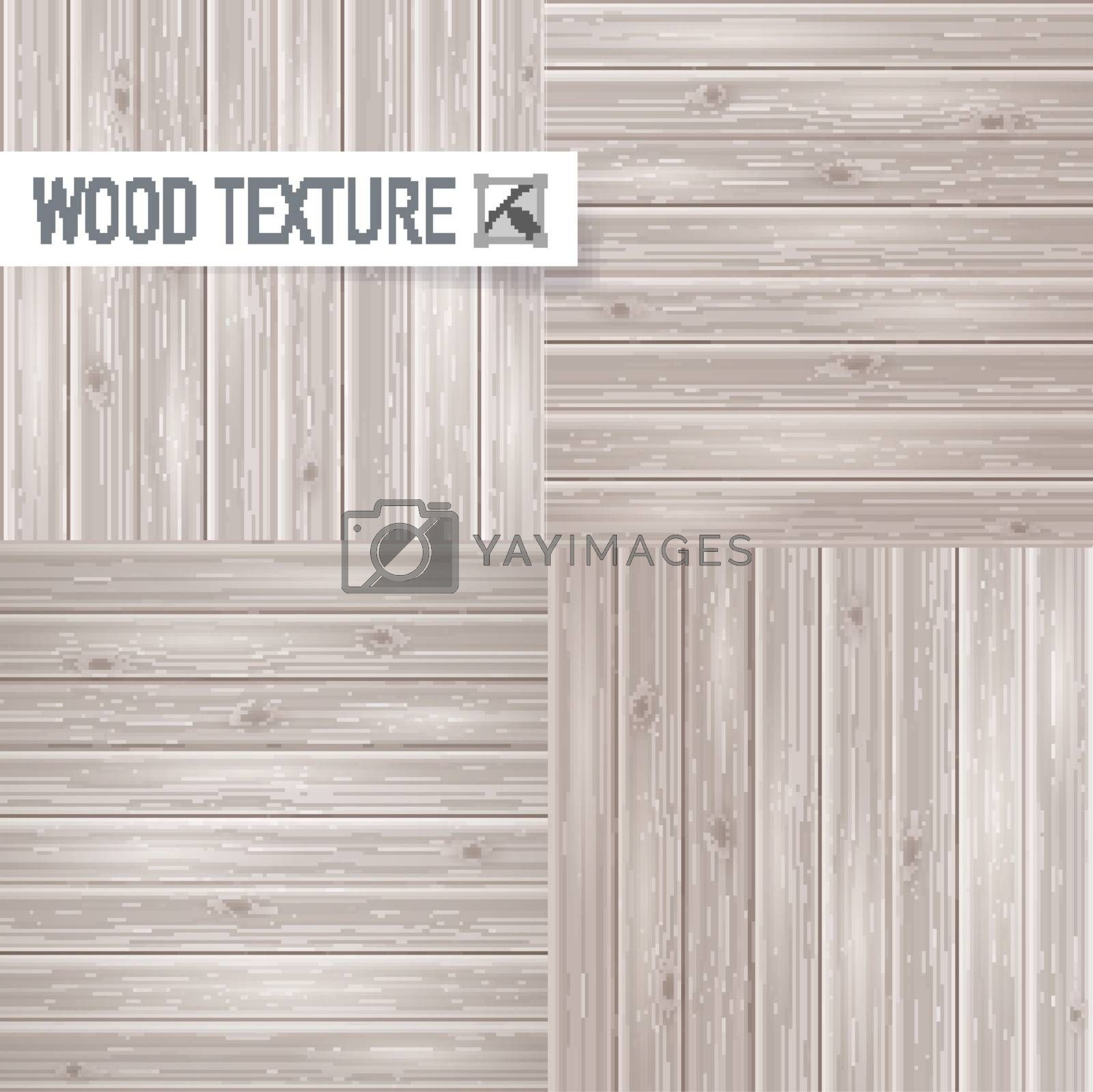 Seamless wooden texture. Parquet strips into squares
