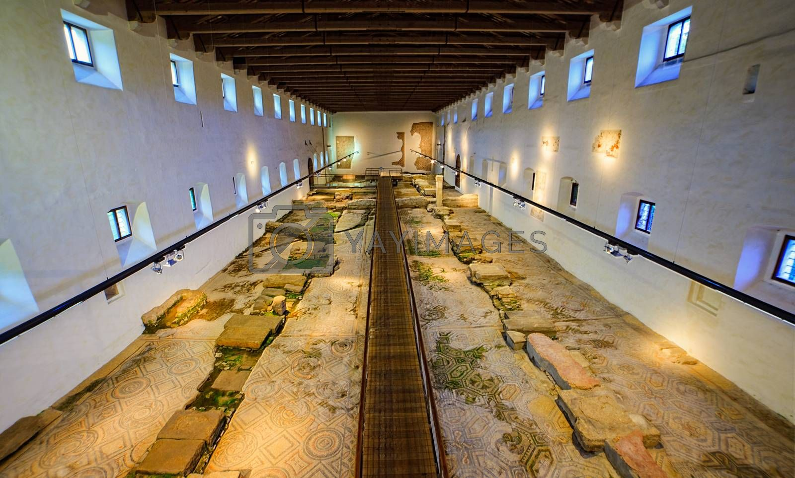 Aquileia National Archaeological Museum, Aquileia by bepsimage
