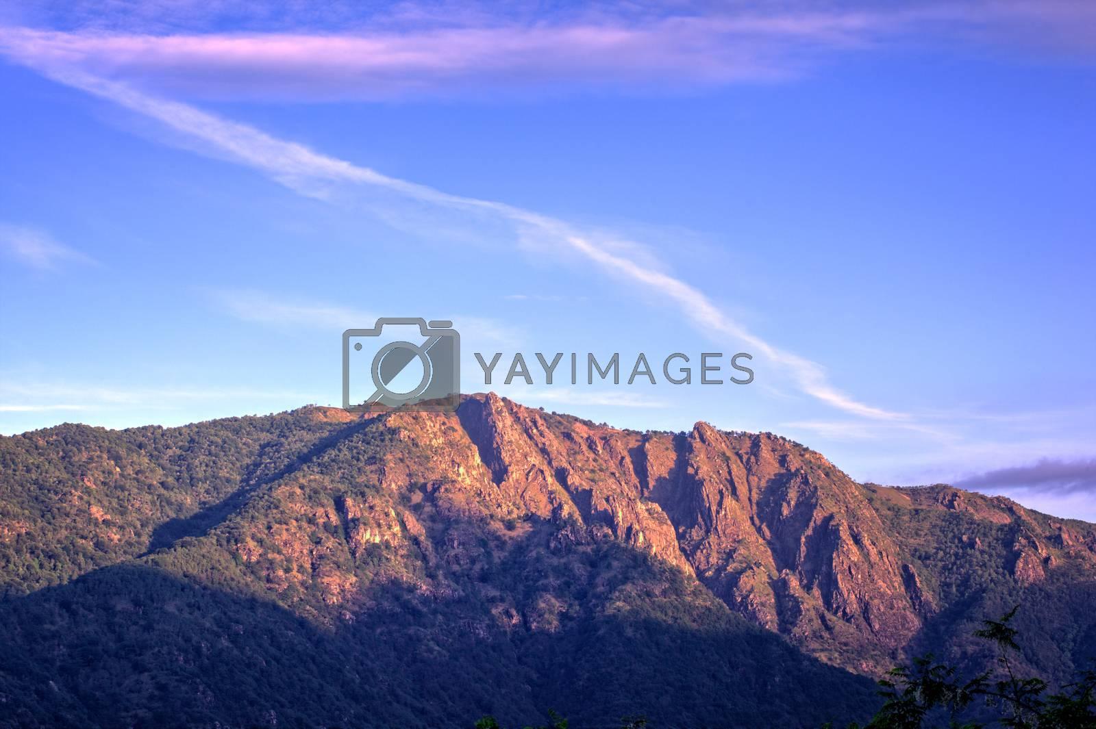 Mottarone mountain by bepsimage