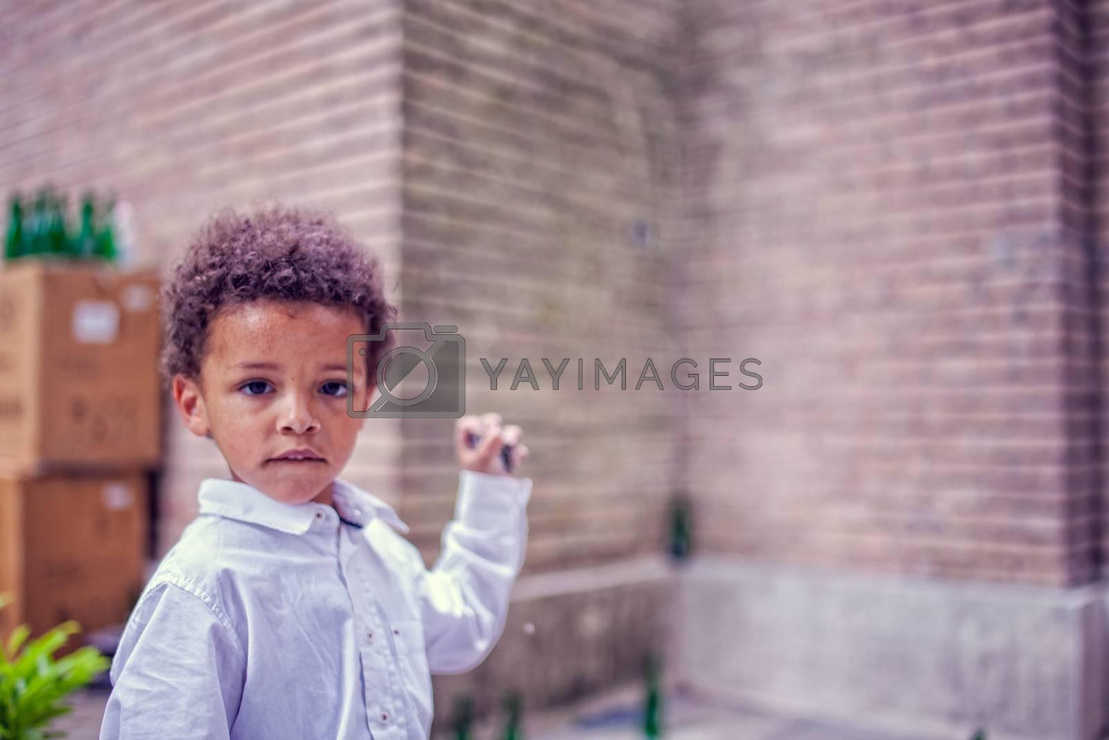 Child by bepsimage