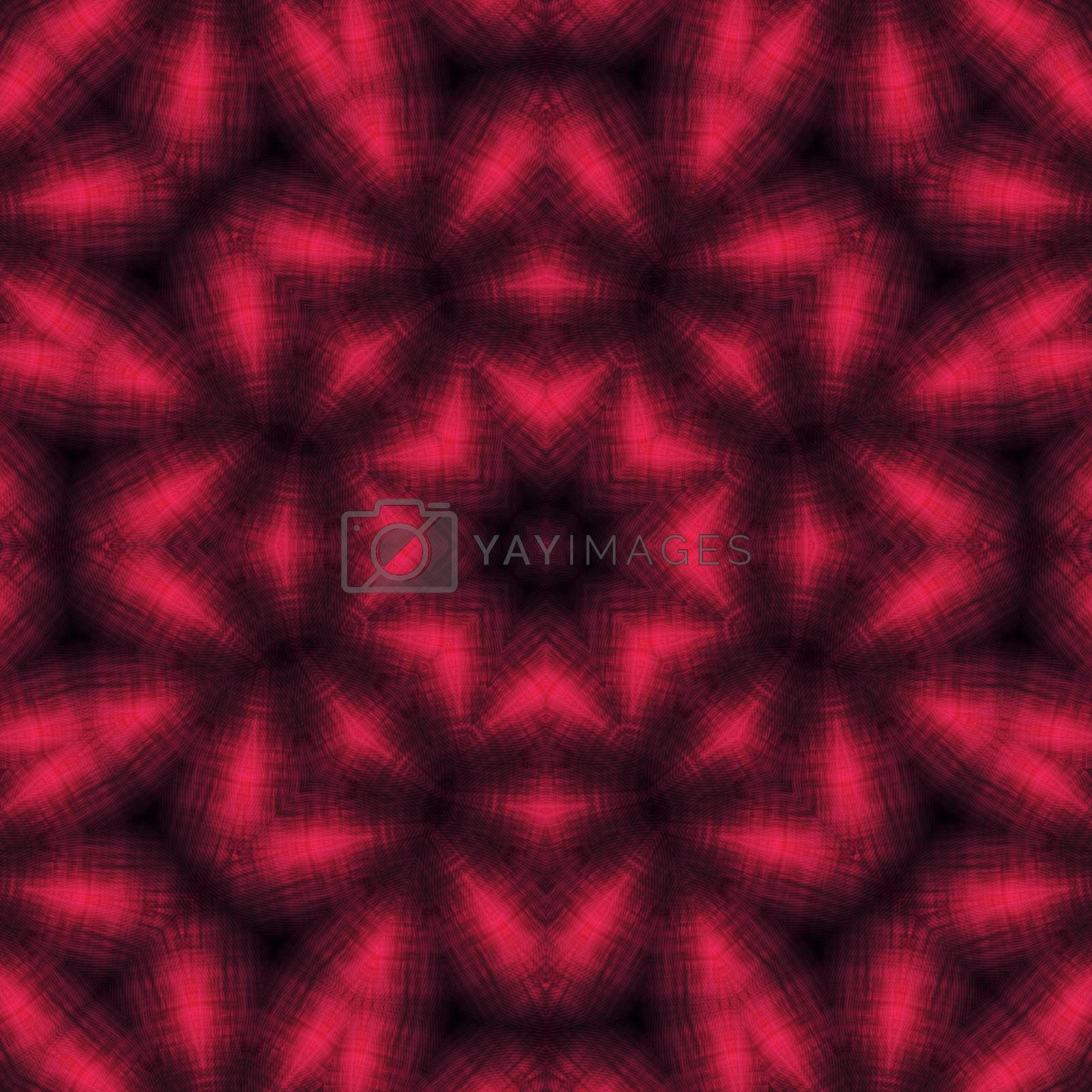 Abstract background with bright spot pattern