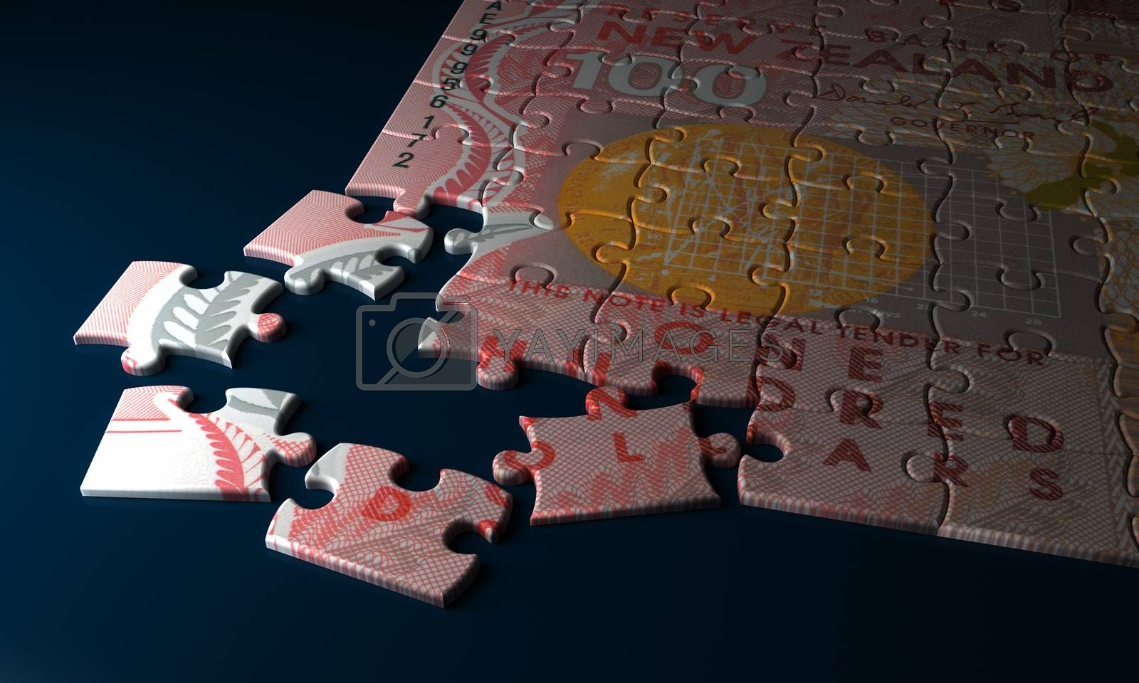 New Zealand Dollar Puzzle