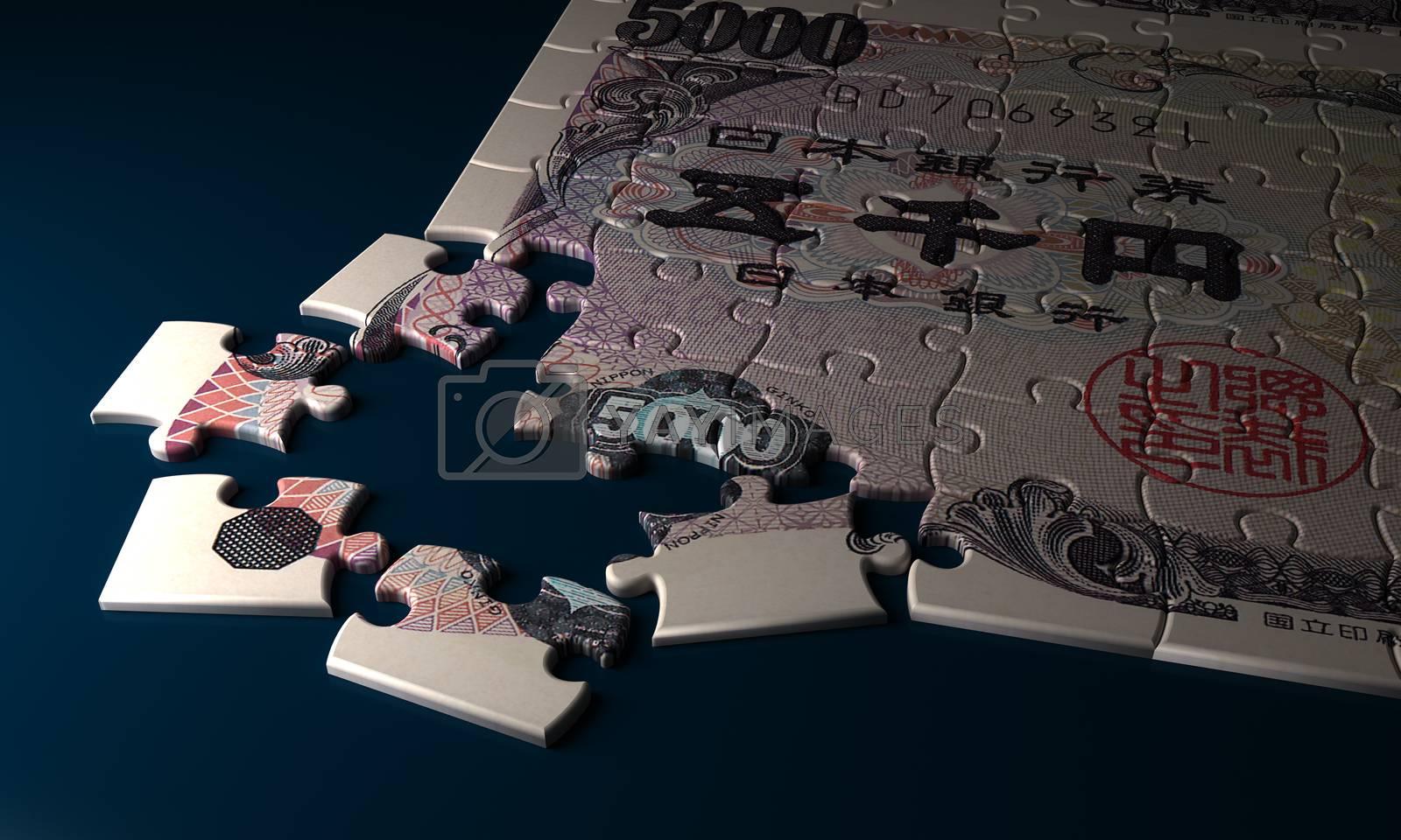 Japanese Yen Puzzle