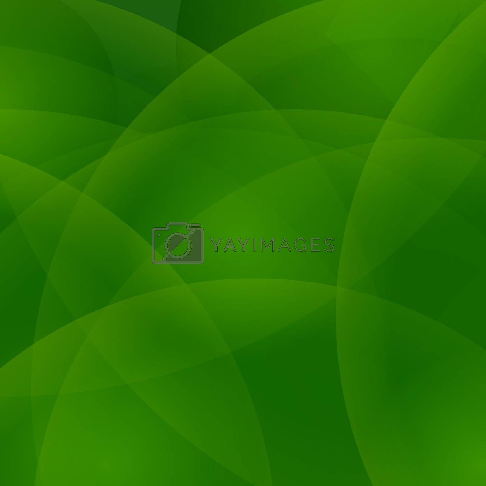 Royalty free image of Green Background by valeo5
