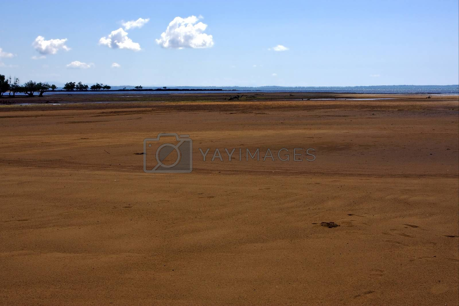 Royalty free image of  cloudy  madagascar by lkpro