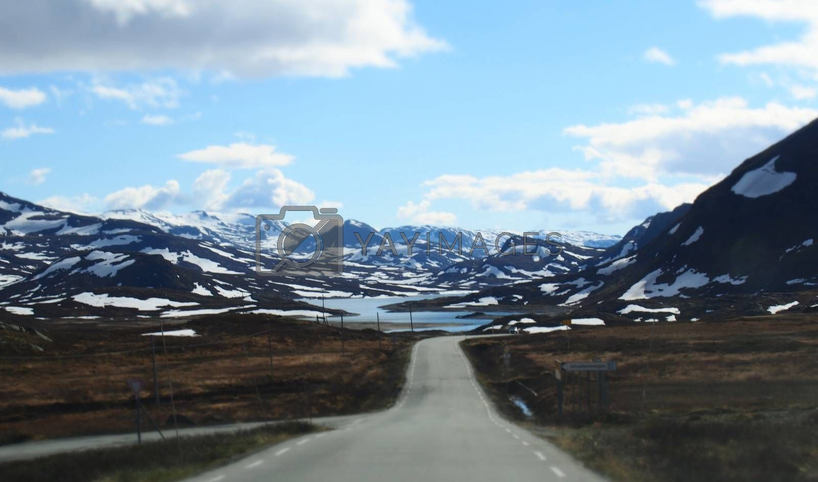 Valdresflya, Norway by benedijo2