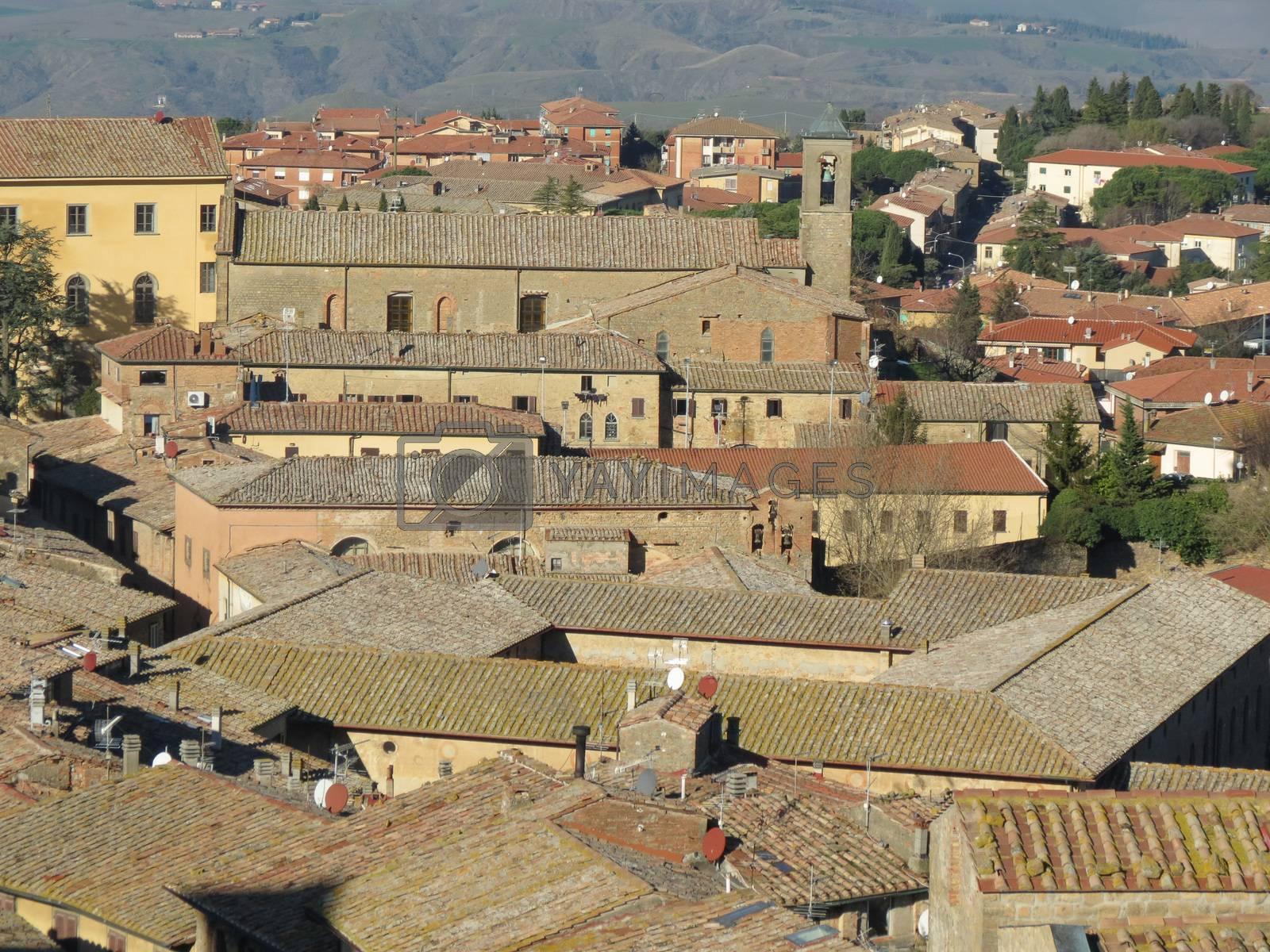 Volterra, Tuscany, Italy by paolo77
