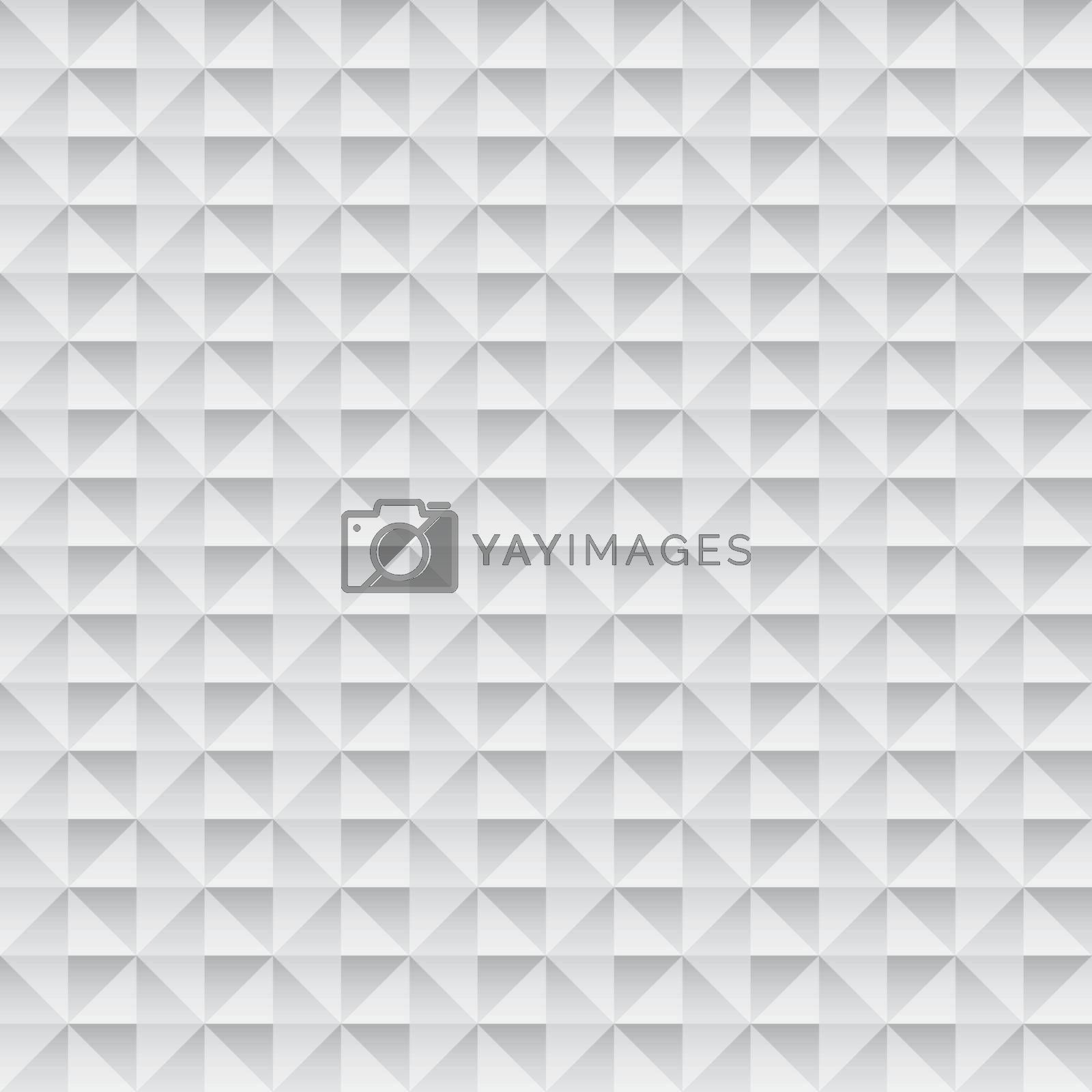 Royalty free image of abstract vector seamless wallpaper by pzRomashka