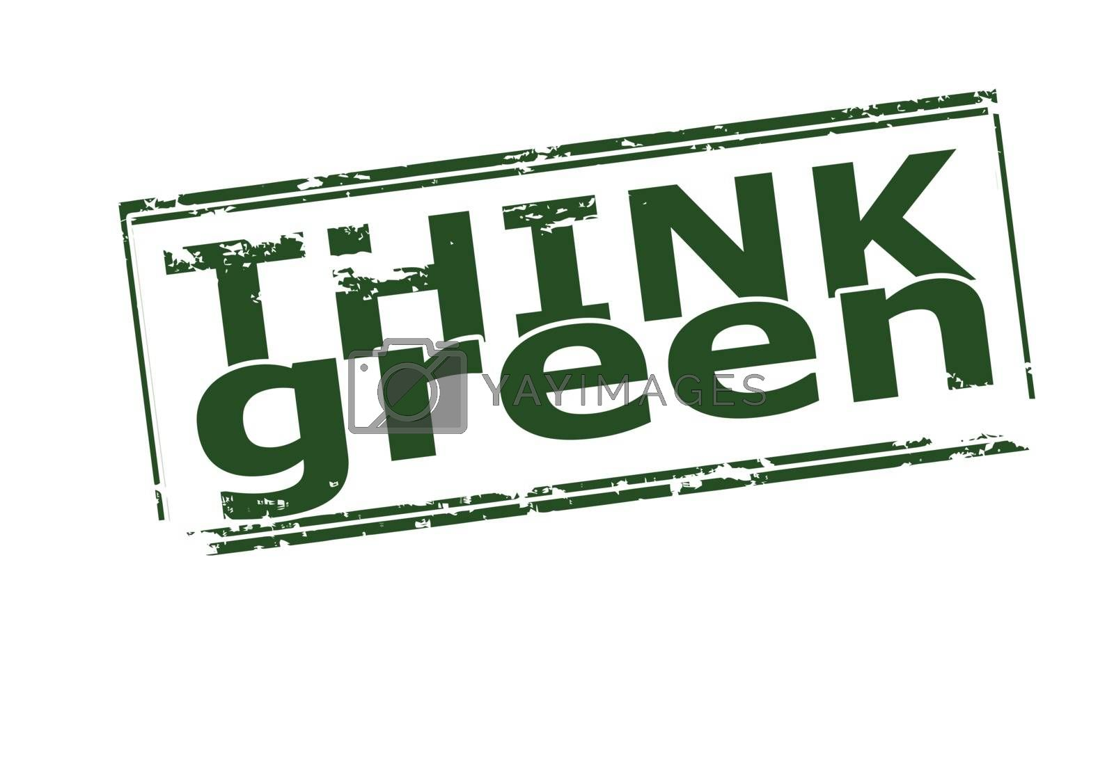 Think green by carmenbobo